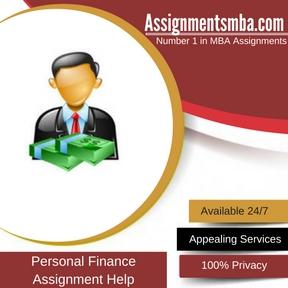 Mba finance assignment help