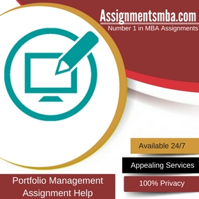 Portfolio Management Assignment Help