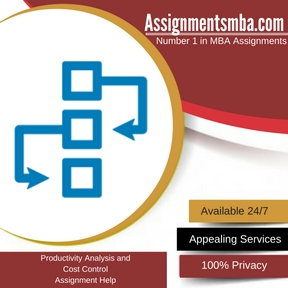 Productivity Analysis and Cost Control Assignment Help