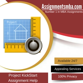 Project KickStart Assignment Help