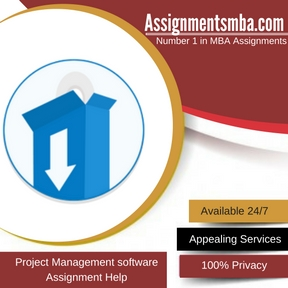 Project Management software Assignment Help