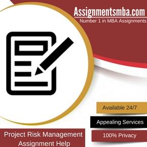 Project Risk Management Assignment Help