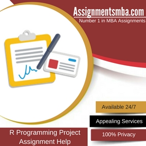 R Programming Project Assignment Help