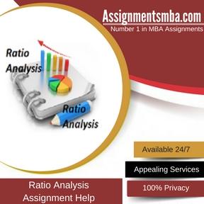 Ratio Analysis Assignment Help
