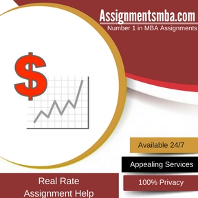 Real Rate Assignment Help