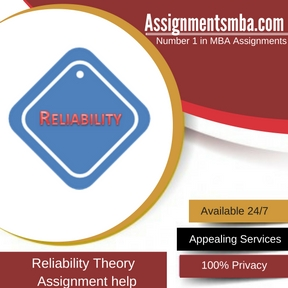 Reliability Theory Assignment Help