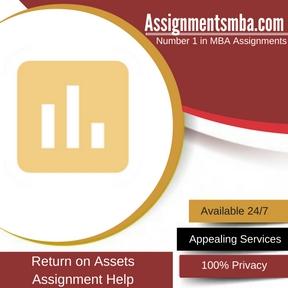 Return on Assets Assignment Help