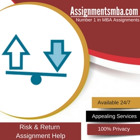 Risk & Return Assignment Help