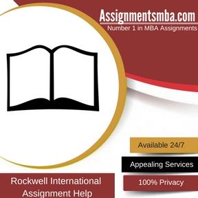 Rockwell International Assignment Help