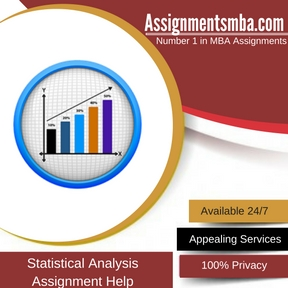 Statistical Analysis Assignment Help