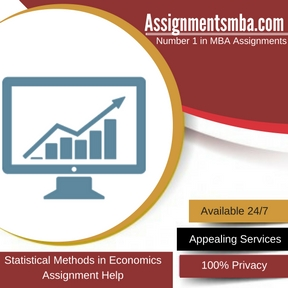 Statistical Methods in Economics Assignment Help