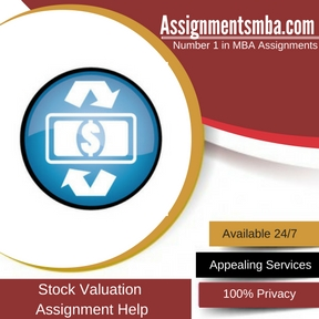 Stock Valuation Assignment Help