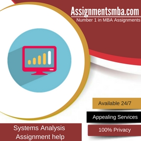Systems Analysis Assignment Help