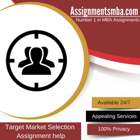 Target Market Selection Assignment Help