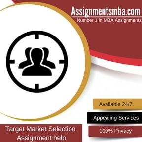 Target Market Selection Assignment Help