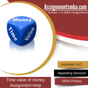Time value of money Assignment Help