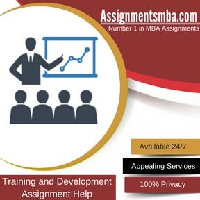 Training and DevelopmTraining and Development Assignment Helpnt Assignment Help