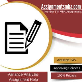 Variance Analysis Assignment Help