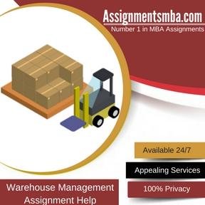 Warehouse Management Assignment HelpWarehouse Management Assignment Help