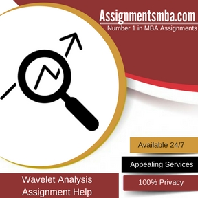 Wavelet Analysis Assignment Help