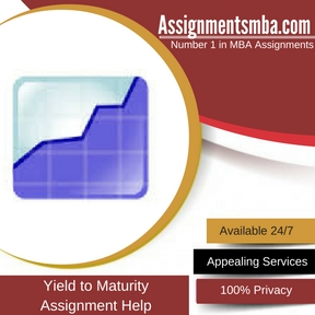 Yield to Maturity Assignment Help