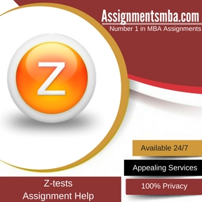 Z-tests Assignment Help
