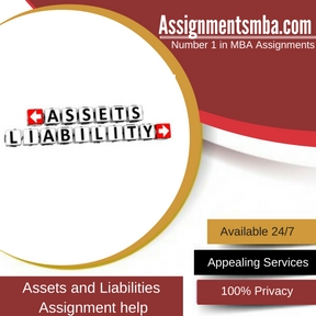 Assets and Liabilities Assignment Help