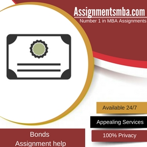 Bonds Assignment Help