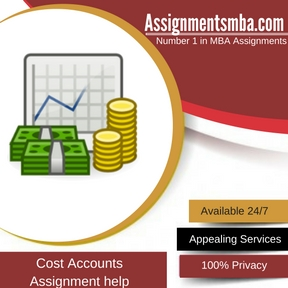 Cost Accounts Assignment Help