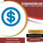 Cost Principle