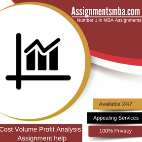 Cost Volume Profit Analysis Assignment Help