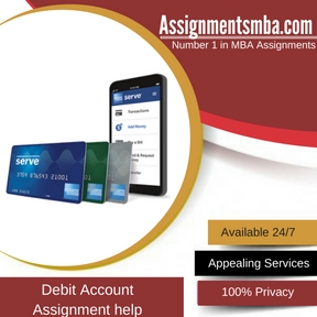 Debit Account Assignment Help