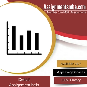 Deficit Assignment Help