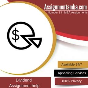 Dividend Assignment Help