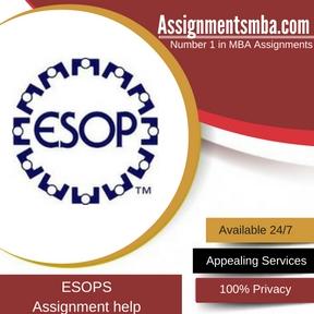 ESOPS Assignment Help