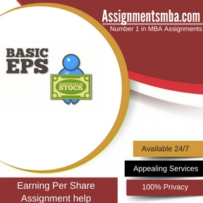 Earning Per Share Assignment Help