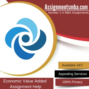 Economic Value Added Assignment Help