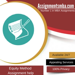 Equity Method Assignment Help