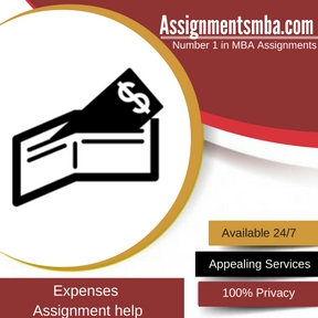 Expenses Assignment Help