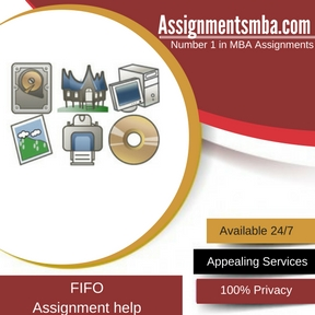 FIFO Assignment Help