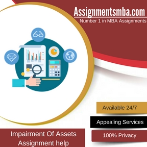 Impairment Of Assets Assignment Help