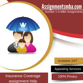 Insurance Coverage Assignment Help