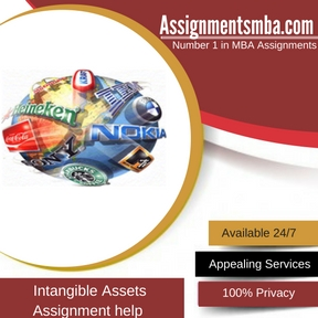 Intangible Assets Assignment Help