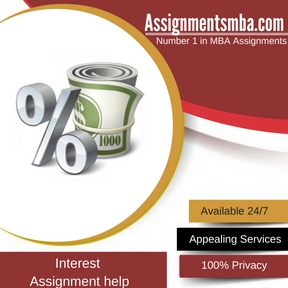 Interest Assignment Help