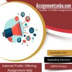 Internal Public Offering