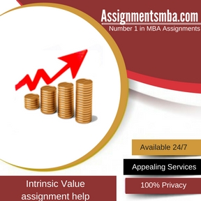 Intrinsic Value Assignment Help