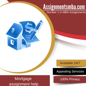 Mortgage Assignment Help