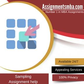 Sampling Assignment Help