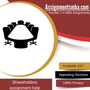 Shareholders Assignment Help