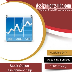Stock Option Assignment Help